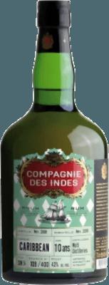 Medium compagnie des indes caribbean multi distillery 10 year