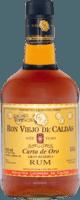 Small ron viejo carta de oro rum