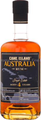Medium cane island single estate australia 4 year