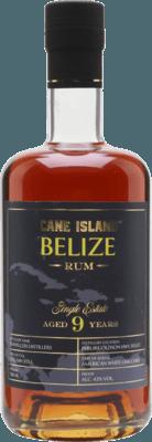 Medium cane island single estate belize 9 year
