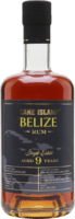 Small cane island single estate belize 9 year