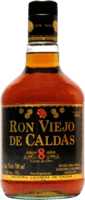 Small ron viejo de caldas 8 year rum