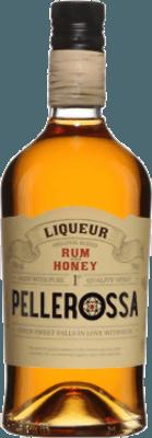 Medium pellerossa rum honey