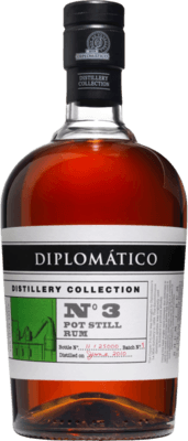 Medium diplomatico distillery collection no 3