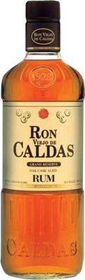 Ron viejo de caldas gran reserve rum