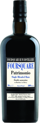 Medium foursquare patrimonio
