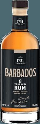 Medium 1731 fine rare barbados 8 year