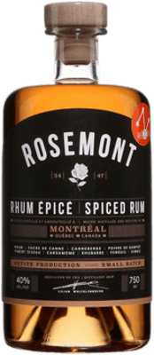 Medium rosemont spiced