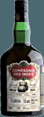 Medium compagnie des indes florida moscatel finish 13 year