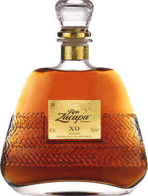 Medium ron zacapa xo rum c