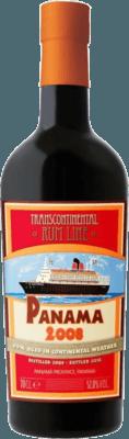 Medium transcontinental rum line panama 2008 10 year