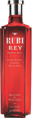 Medium rubi rey reserve rum