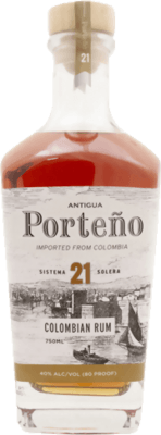 Medium porteno 21 year