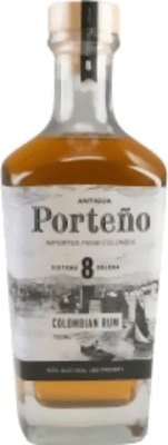 Medium porteno 8 year