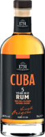 1731 Fine & Rare Cuba 5-Year rum
