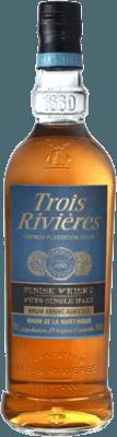Medium trois rivieres ambre finish whisky futs single malt rhum
