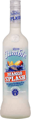 Medium rum jumbie mango splash rum