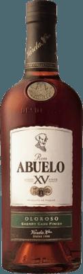 Medium abuelo oloroso sherry cask 15 year