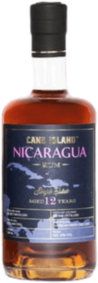 Medium cane island nicaragua 12 year