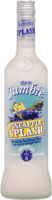 Small rum jumbie pineapple splash rum
