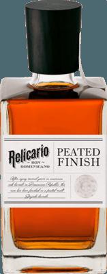 Medium relicario peated finish