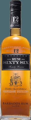 Medium rum sixtysix family reserve rum