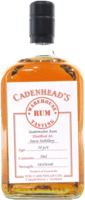 Small cadenhead s darsa 10 year