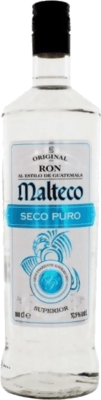 Medium malteco seco puro