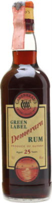 Medium cadenhead s green label demerara 25 year