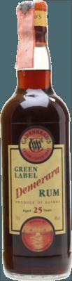Medium cadenhead s green label demerara 25 year
