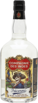 Medium compagnie des indes tricorne