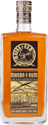 Medium mhoba american oak aged