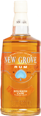 Medium new grove bourbon cask