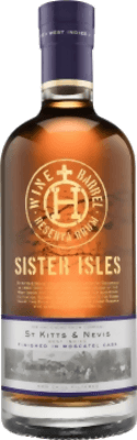 Medium sister isles moscatel cask