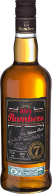 Medium rumbero 7 year