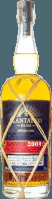 Medium plantation 2009 single cask jamaica tokaj finish 10 year