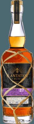 Medium plantation 1992 single cask panama teeling whiskey finish 27 year