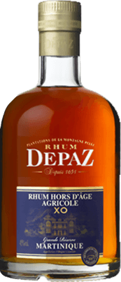 Medium depaz grande reserve xo blue label 8 year