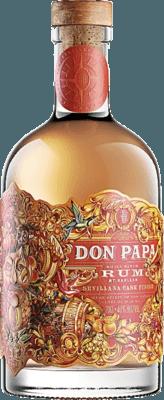 Medium don papa sevillana cask finish 12 year