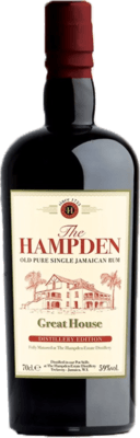 Medium hampden estate great house destillery edition