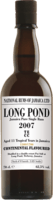 Velier 2007 Long Pond Tecc 11-Year rum
