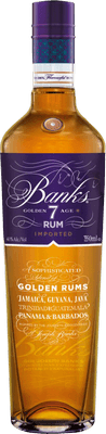 Medium banks 7 golden age rum