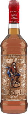 Medium captain morgan gingerbread spiced