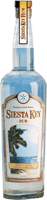 Medium siesta key white rum