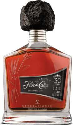 Flor de Cana 1988 Limited Edition 30-Year rum