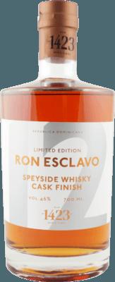 Medium ron esclavo speyside whisky cask finish 12 year