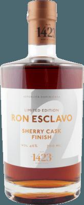 Medium ron esclavo sherry cask finish 12 year