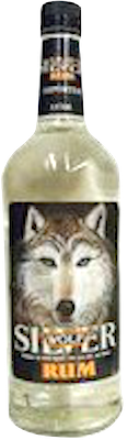 Silver wolf silver rum 400px