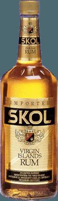 Medium skol gold rum