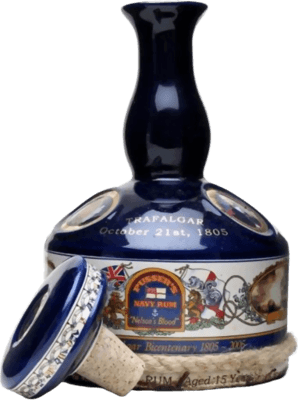 Medium pusser s 1990 pussers trafalgar 15 year